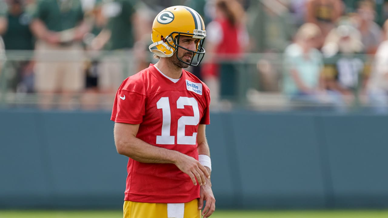 Aaron Rodgers '100 percent all in' following revised deal with Packers