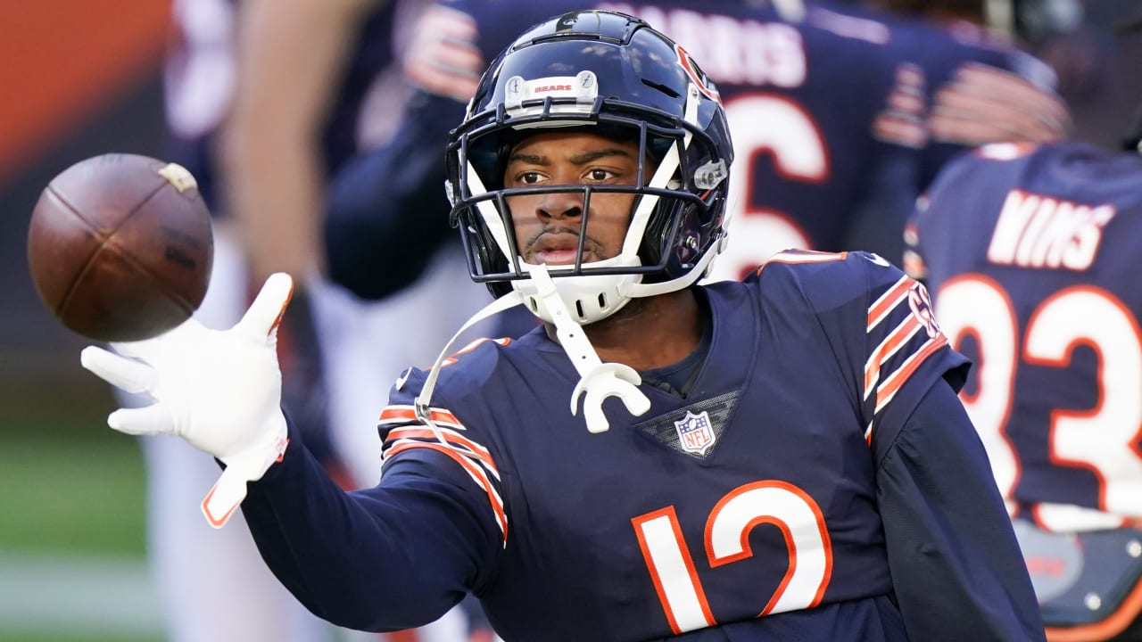 Allen Robinson says he's come to fork in road on future with Bears