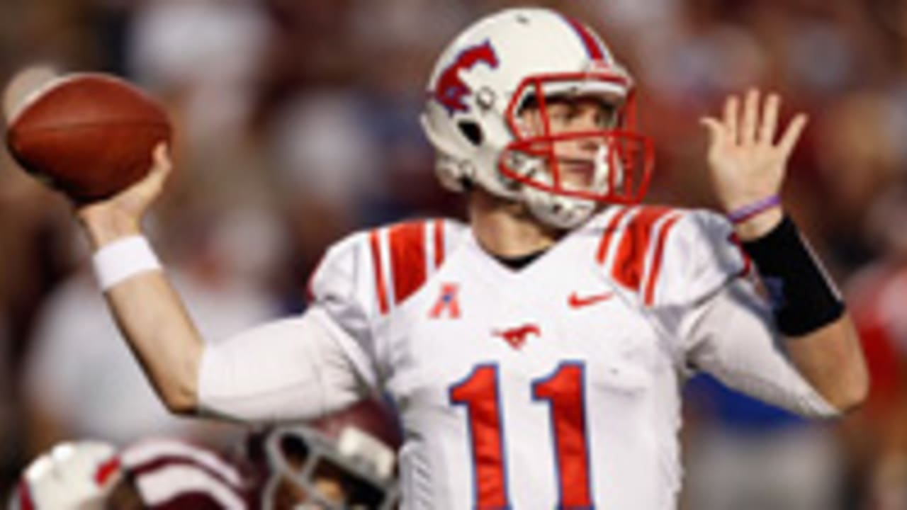 Smu Qb Garrett Gilbert Among Lesser Known Pro Day Risers