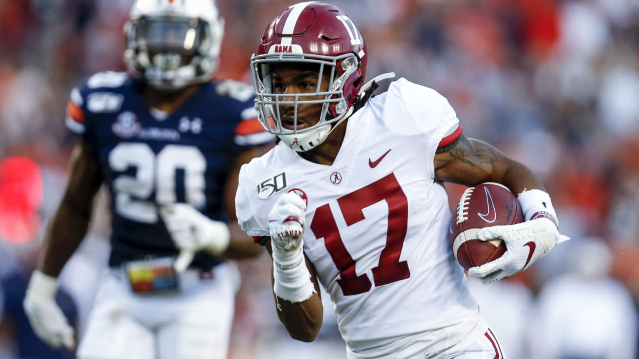 Scouting Jaylen Waddle: Alabama WR reminiscent of Santana Moss