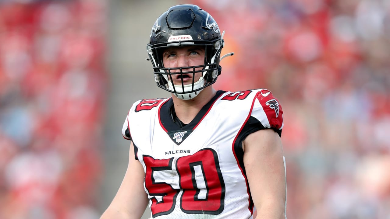 Falcons De John Cominsky Tests Positive For Covid 19 Placed On Reserve List
