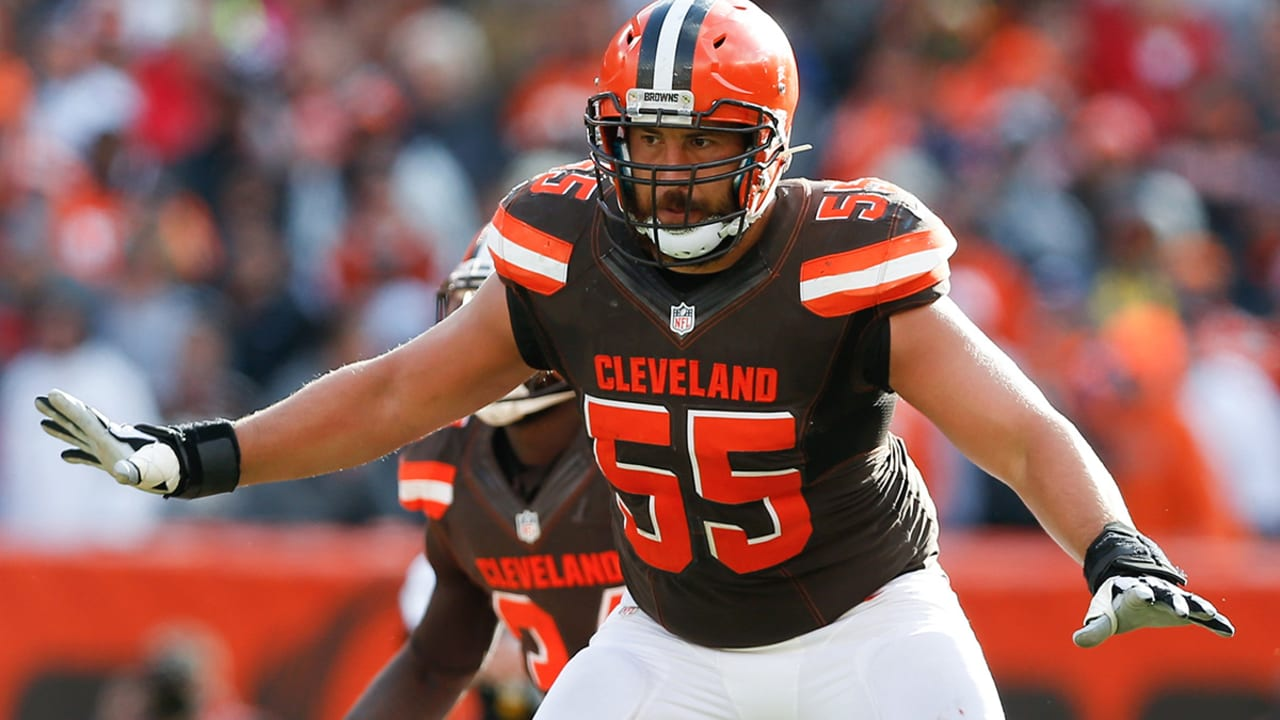 Alex Mack: Cleveland Browns going in right direction