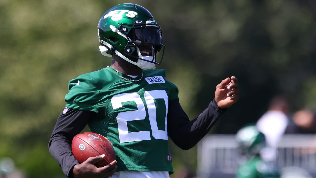 Marcus Maye will 'cross that line again' with Jets in 2022 after failing to strike long-term deal