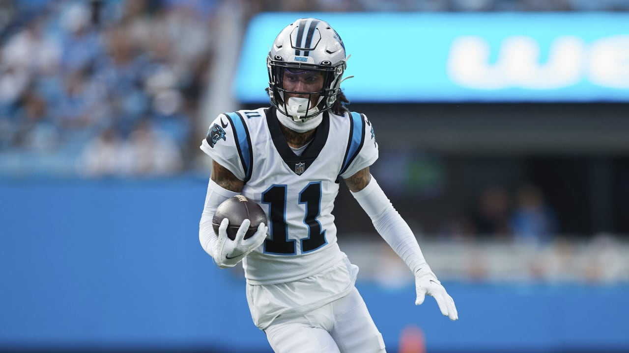 Panthers, Robby Anderson agree to two-year, $29.5 million extension