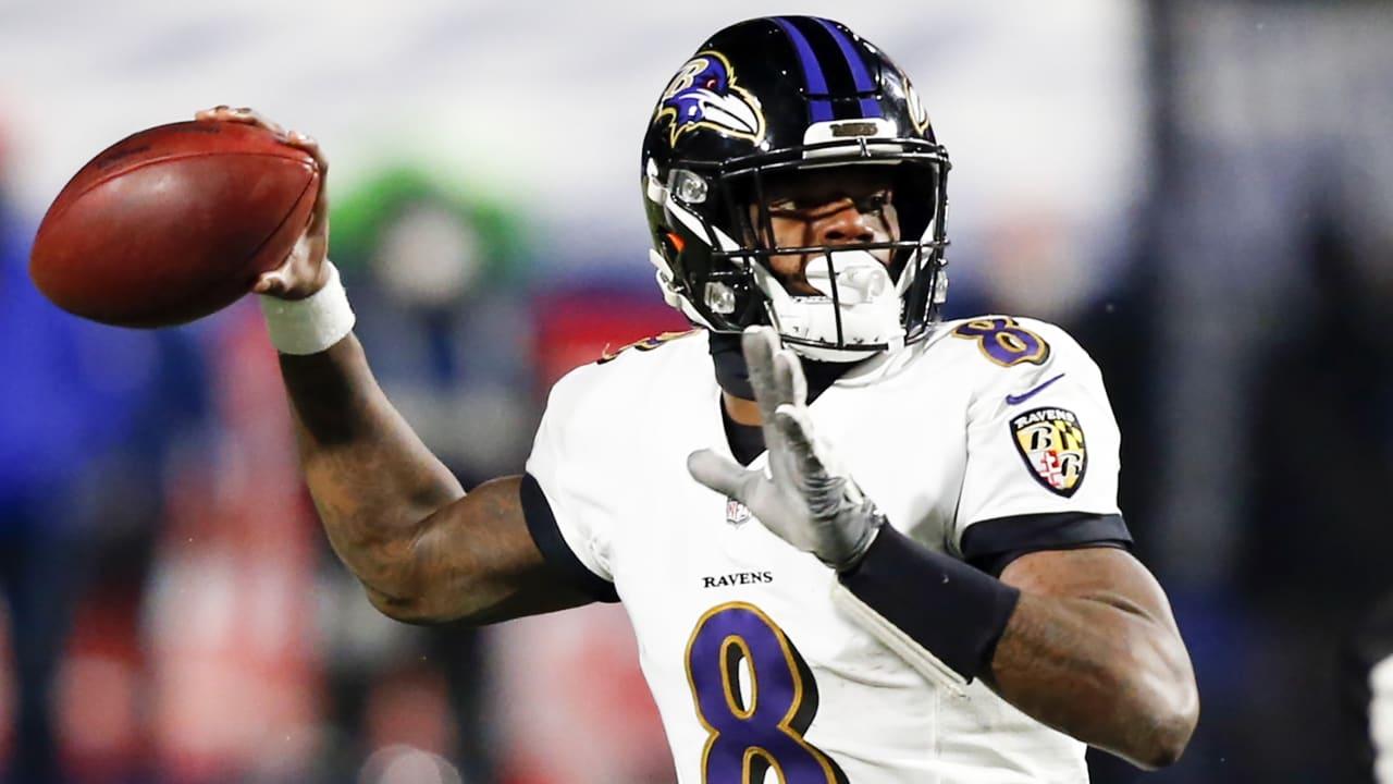 Injury roundup: Ravens QB Lamar Jackson (illness) expected to play vs. Lions
