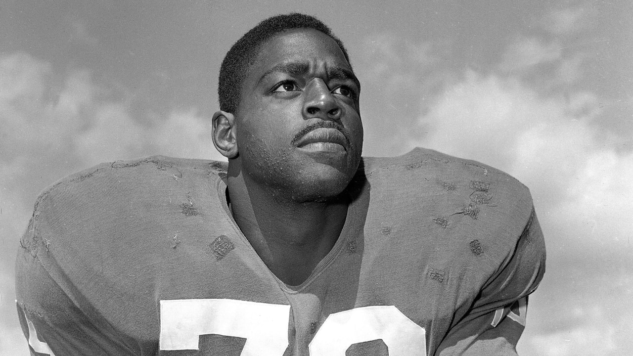 New York Giants legend Roosevelt Brown just one part of Morgan State's rich  football history