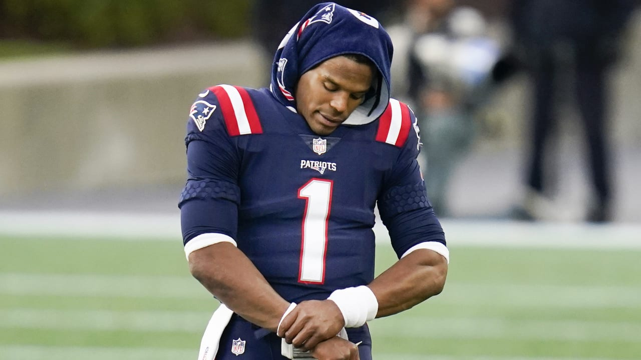 New England Patriots quarterback Cam Newton: New England Patriots' QB  change will be 'permanent' if I keep playing this way