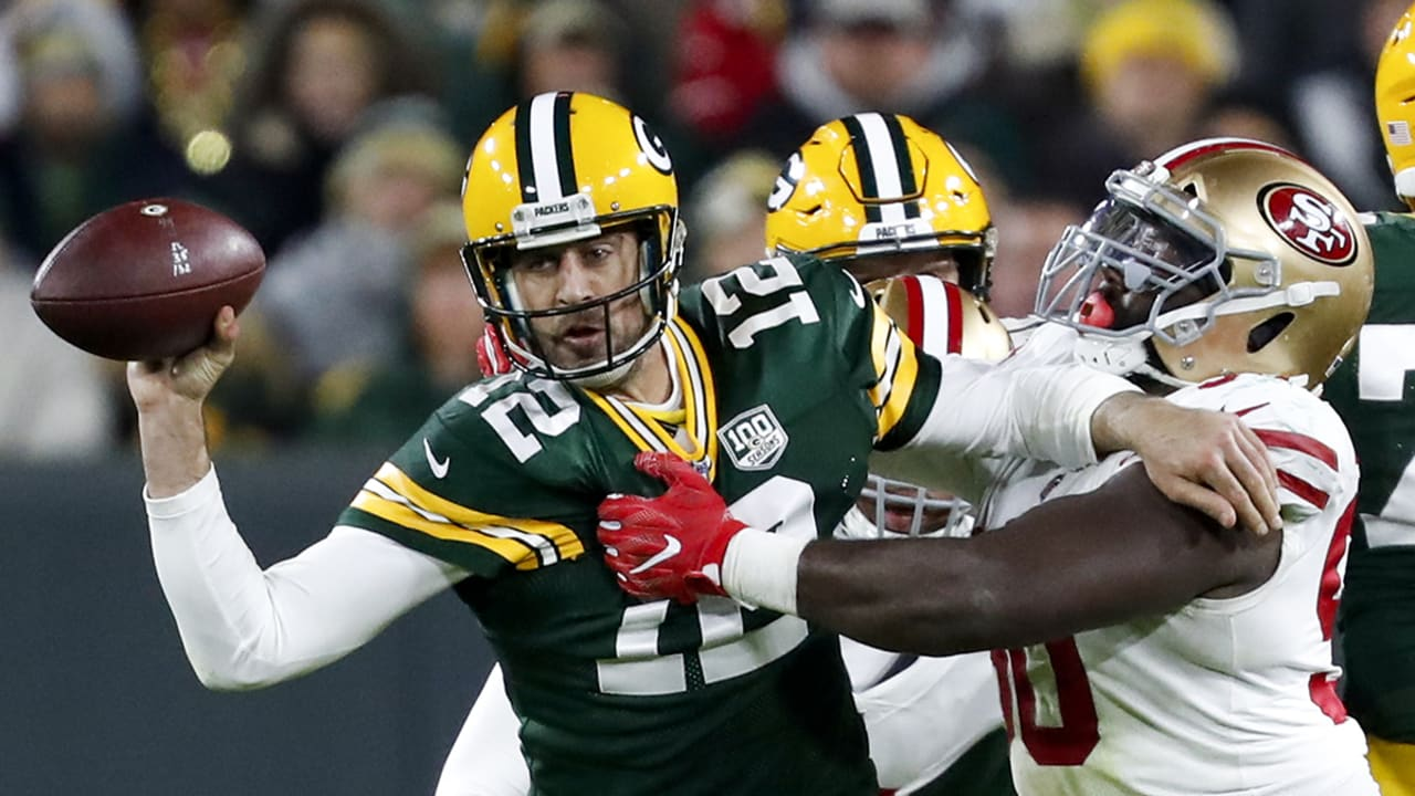 Nfl Week 12 Game Picks Packers Nip 49ers Pats Top Cowboys
