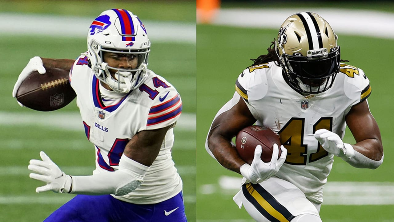 Bills WR Stefon Diggs Saints RB Alvin Kamara among Players of the Week – NFL.com
