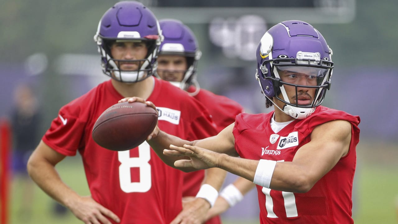 Vikings QB Kellen Mond test positive for COVID; three QBs including Kirk Cousins expected to miss practice