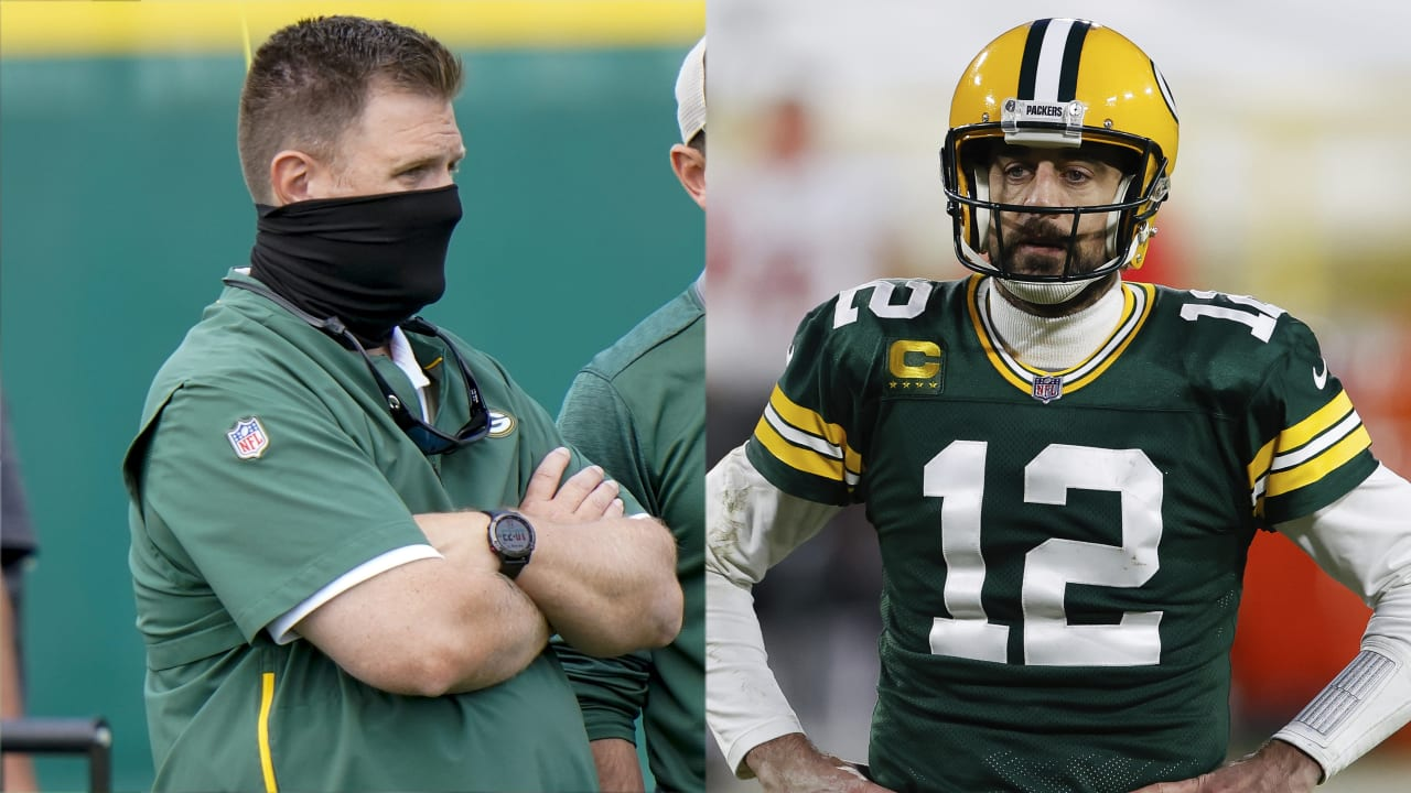 Brian Gutekunst: Aaron Rodgers is 'our guy,' will 'be our quarterback for  the foreseeable future'