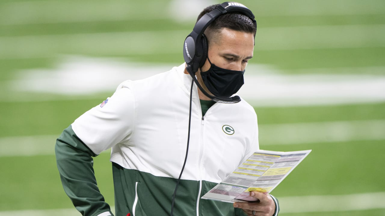 Matt LaFleur on Week 6 loss to Bucs: Packers have 'come a long way from that day' - NFL.com