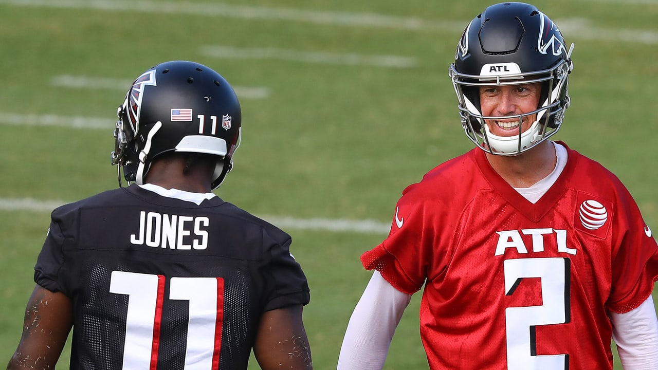 Game Theory Projecting 2020 Stats For Atlanta Falcons Quarterback Matt Ryan Wide Receiver Julio Jones