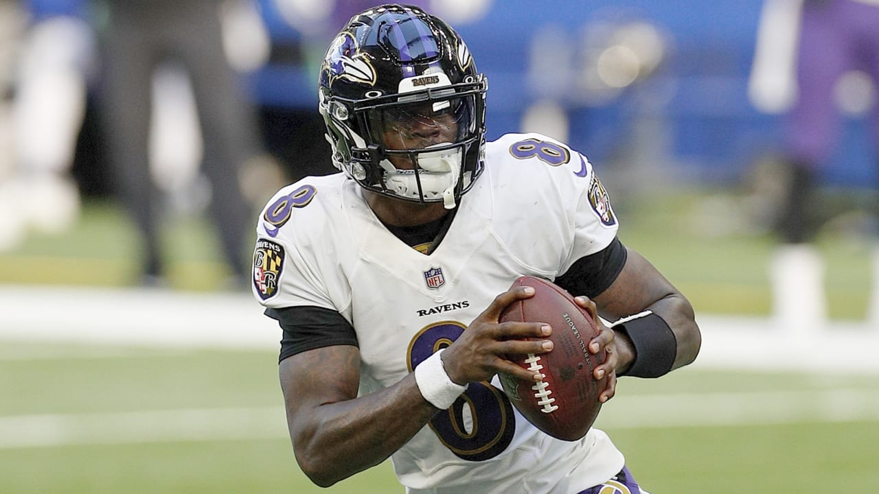 John Harbaugh mum on whether Lamar Jackson will return vs. Cowboys