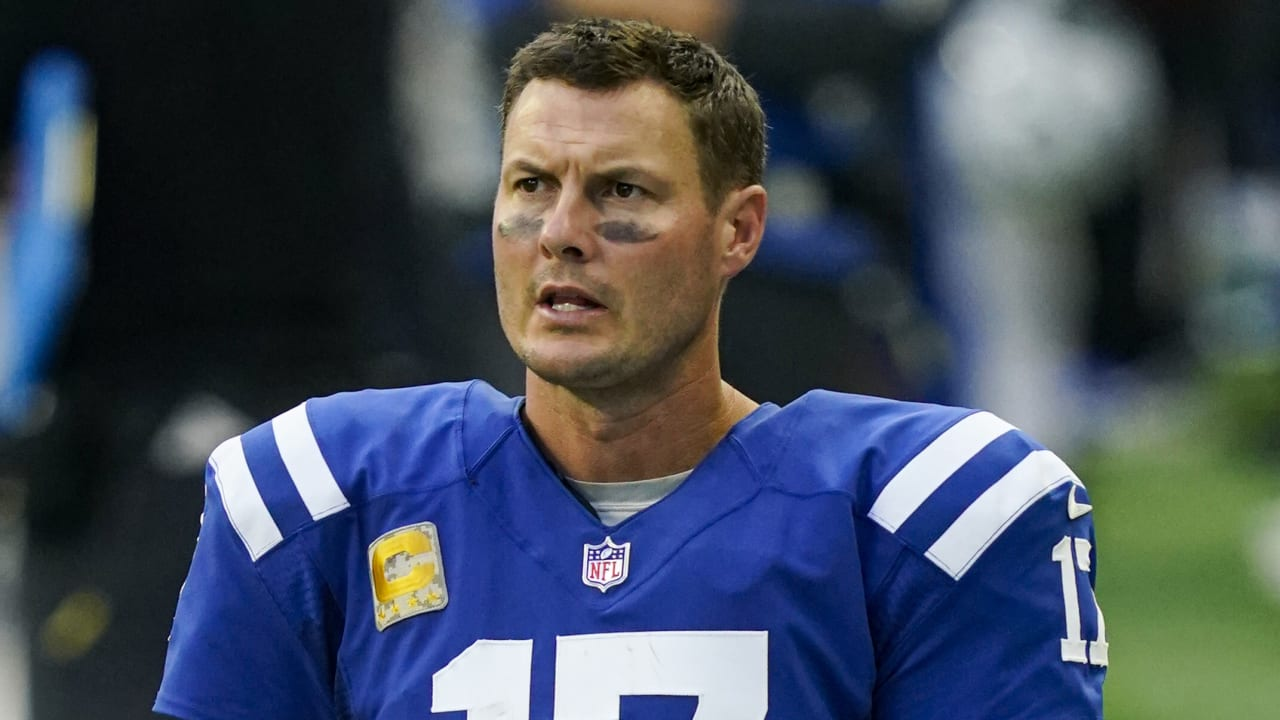 Philip Rivers' unpredictability makes Colts NFL's most frustrating team