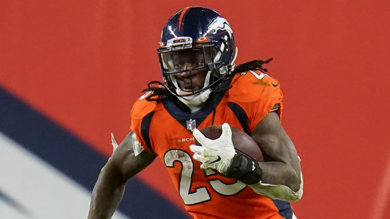 Melvin Gordon's first season in the Mile High City wasn't without its fair share of lows. The Broncos running back recently discussed the challenges he faced during the 2020 campaign.