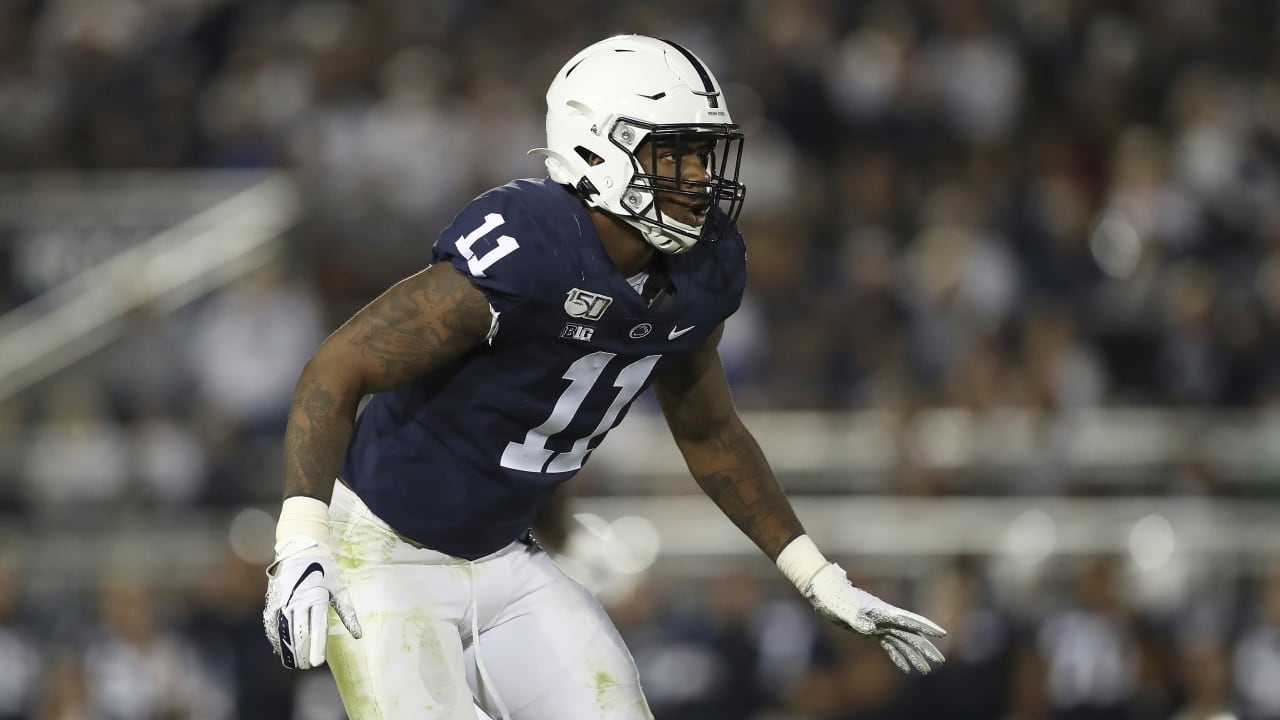Scouting Micah Parsons Lb Can Be One Of Nation S Top Five Players