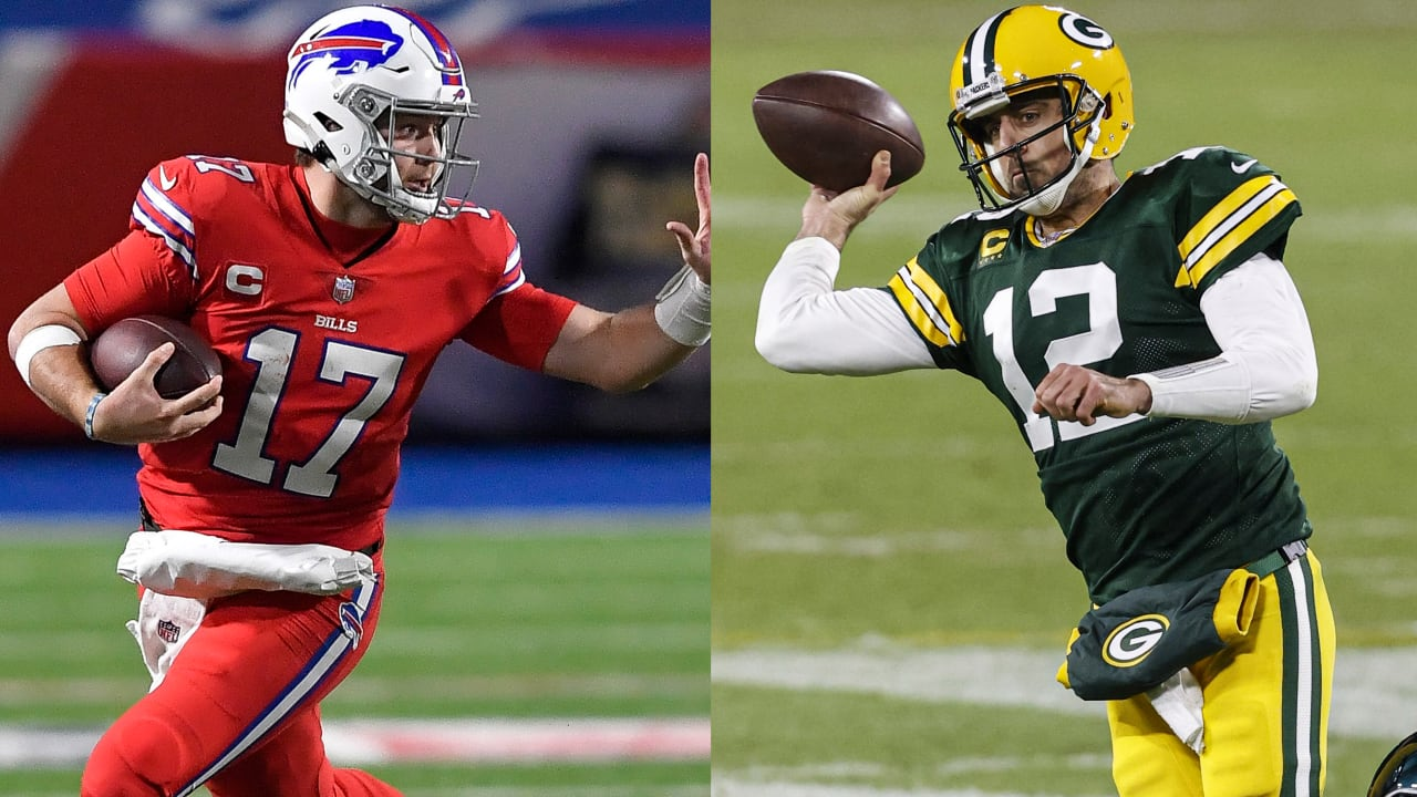 Packers QB Aaron Rodgers Bills QB Josh Allen among Players of the Month – NFL.com