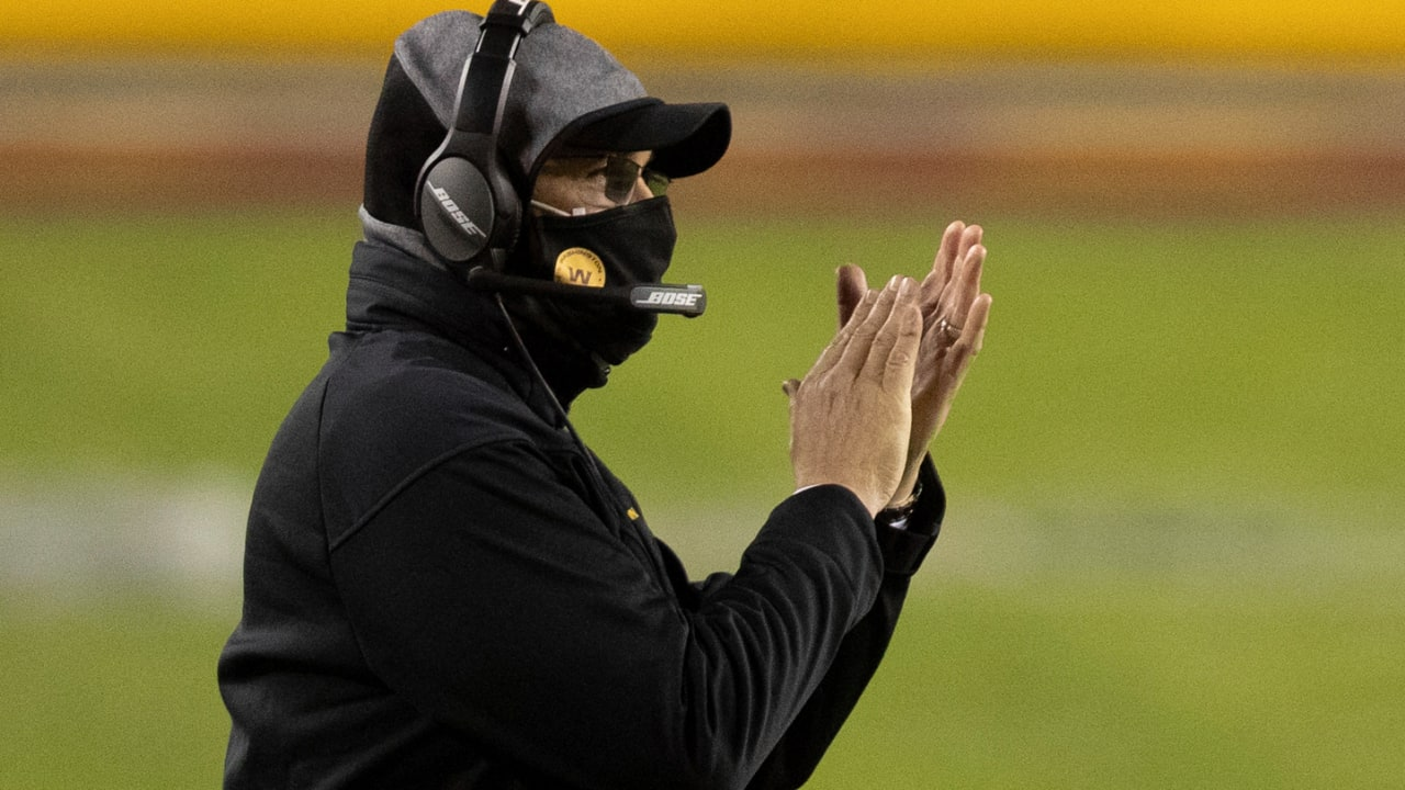 Ron Rivera: 'We're getting the message across' to unvaccinated Washington players