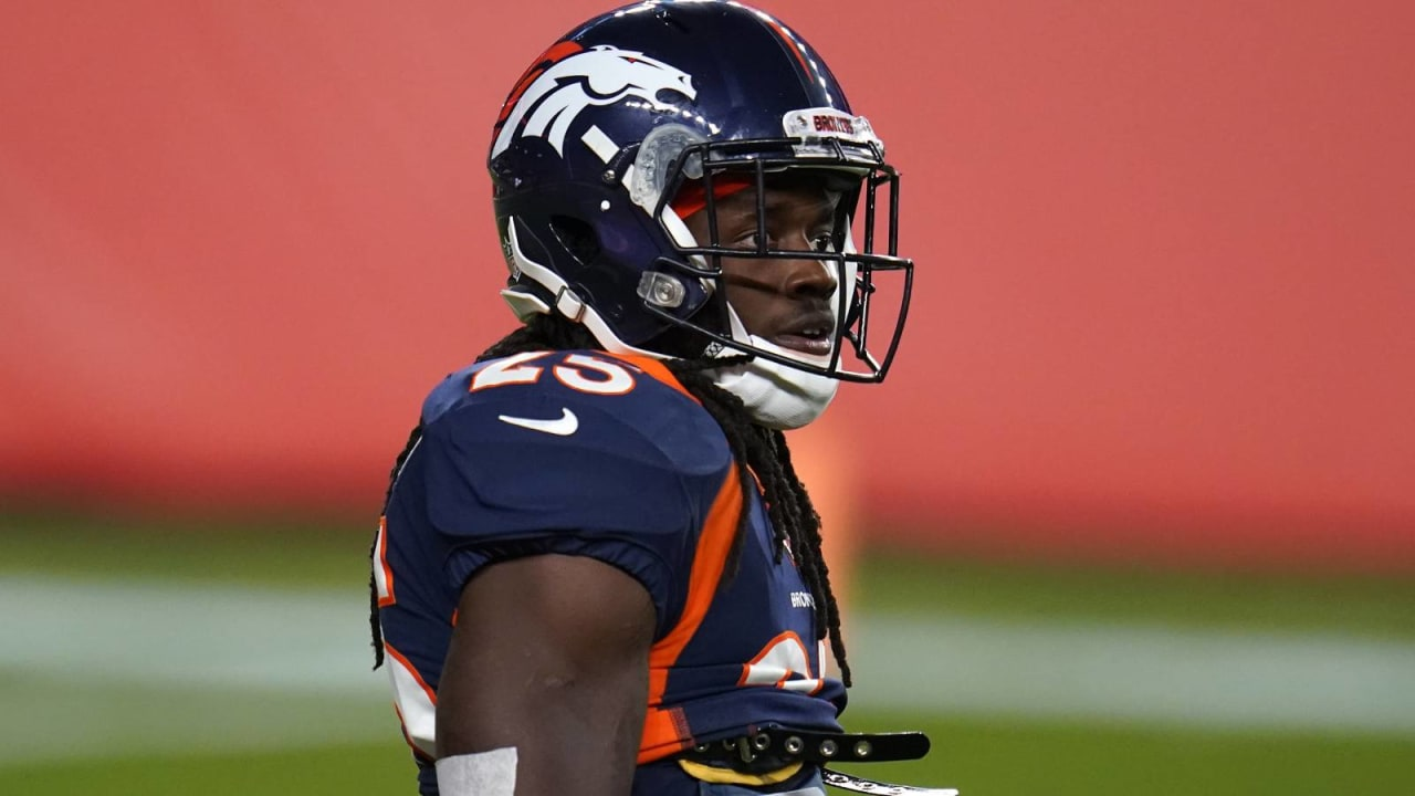 Broncos RB Melvin Gordon (illness) ruled out vs. Patriots