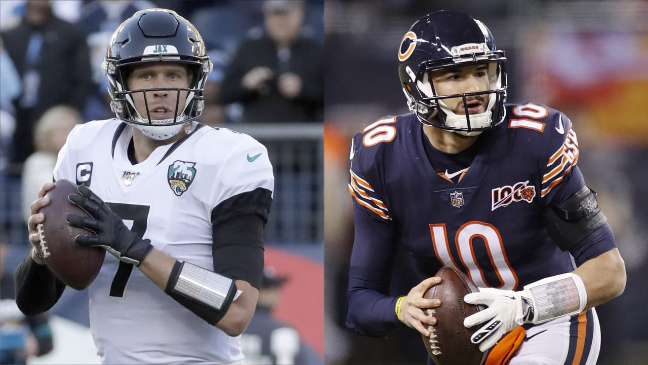 Chances are Foles, Trubisky will each start for Bears