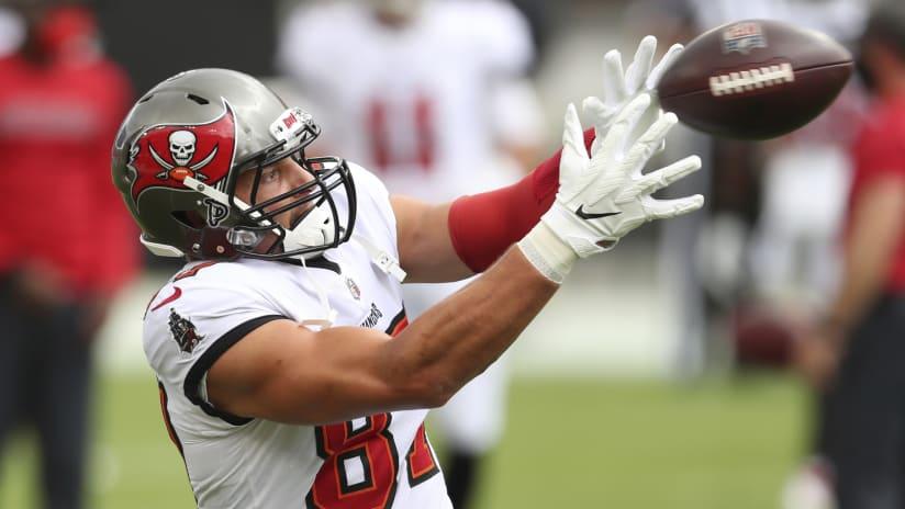 Rob Gronkowski Stats, News & Video - TE | NFL.com