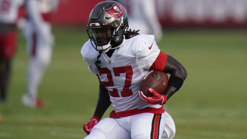 Around The Nfl Nfl Network Reporter James Palmer On Outlook For Running Back Ronald Jones Ii At Tampa Bay Buccaneers Camp