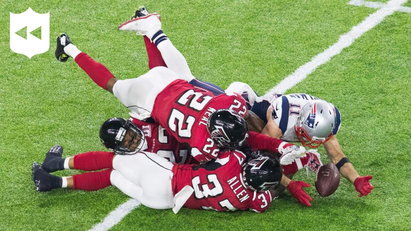 NFL Throwback: Julian Edelman's Top 10 career plays