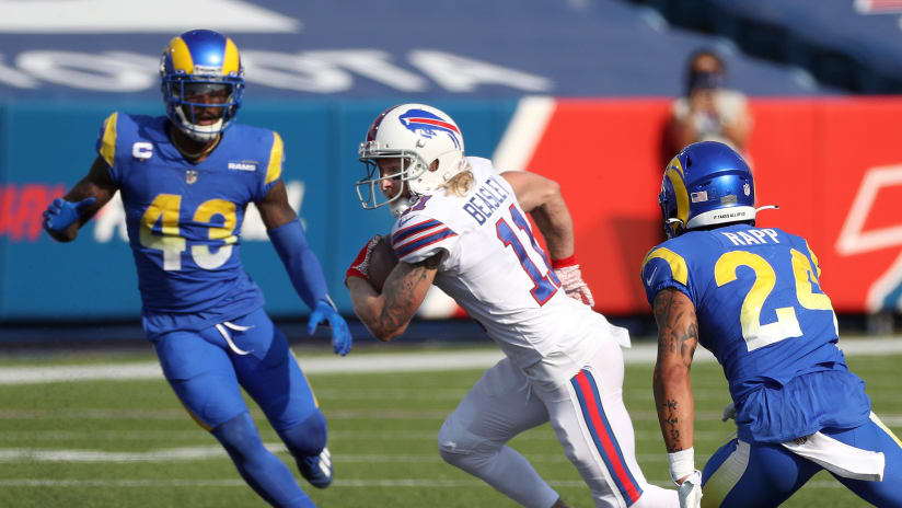 Cole Beasley Stats, News & Video - WR | NFL.com