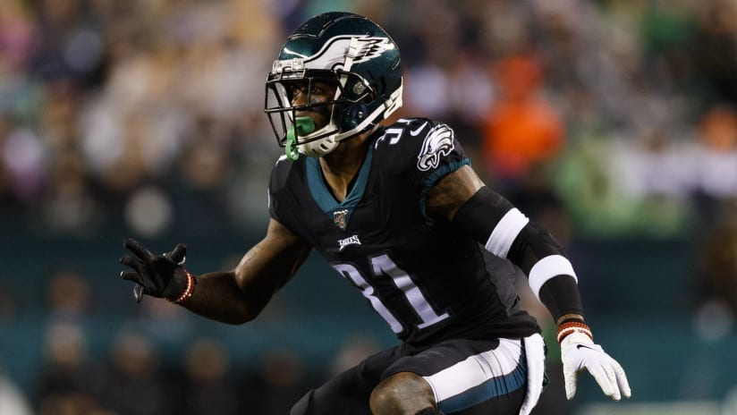 Eagles' Jalen Mills poised for 'breakout season' at safety