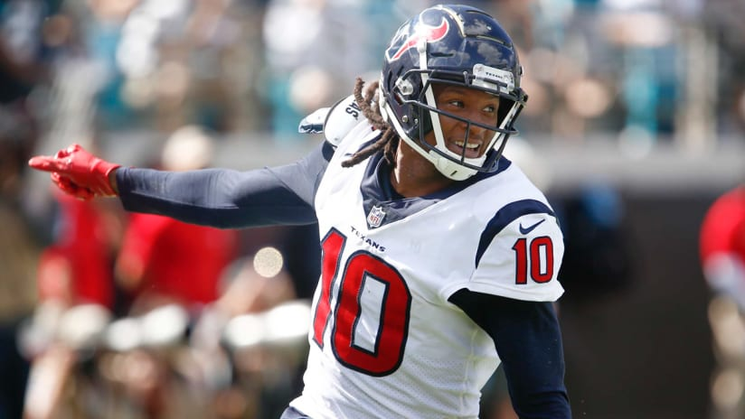 Anatomy of NFL's WR1: What makes DeAndre Hopkins great
