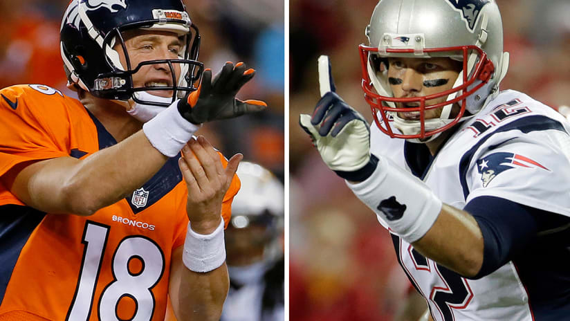 Manning Vs Brady The Complete History