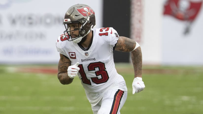Bucs Wrs Coach Not Worried About Lack Of Targets For Mike Evans
