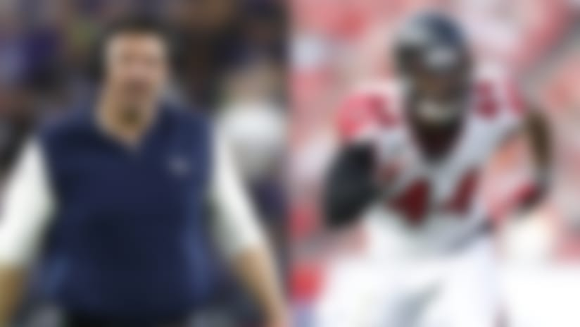 Mike Vrabel, Titans still awaiting Vic Beasley's arrival to camp