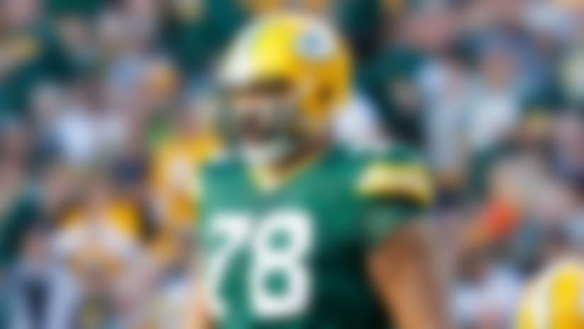 Derek Sherrod waived by Green Bay Packers