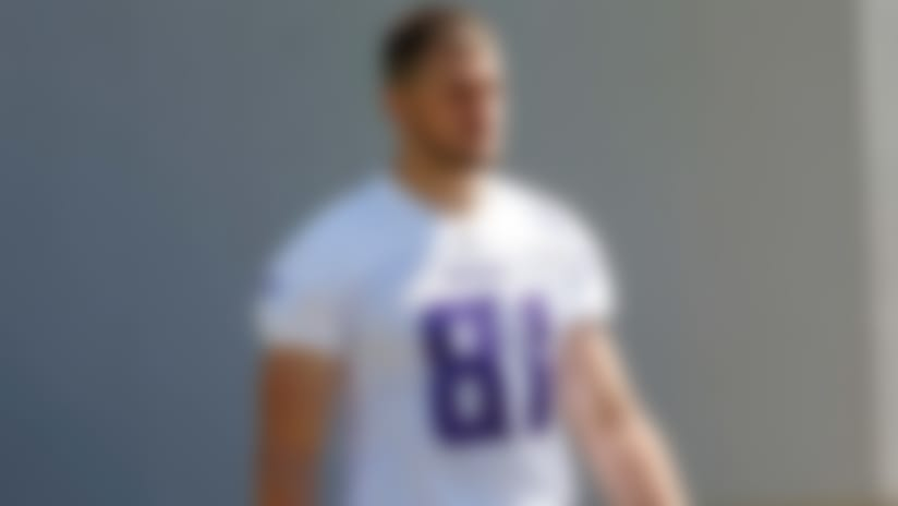 Moritz Boehringer released by Minnesota Vikings