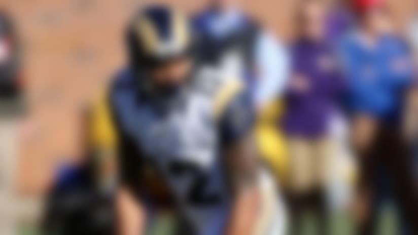 Los Angeles Rams waive injured WR Stedman Bailey