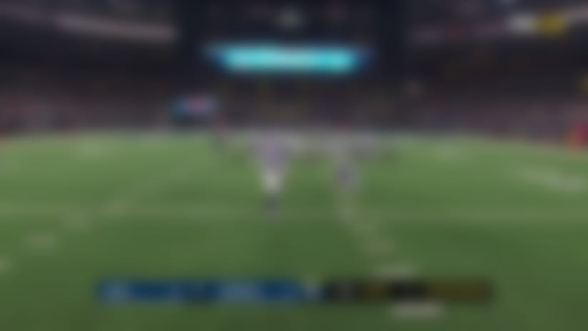 Kai Forbath drills 42-yard field goal to extend Cowboys' lead