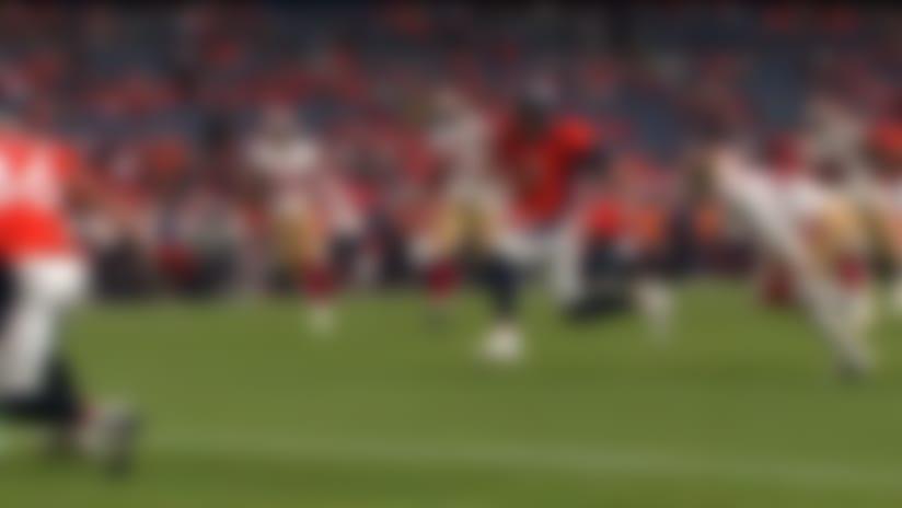 Kevin Hogan shows elusiveness on 24-yard TD run
