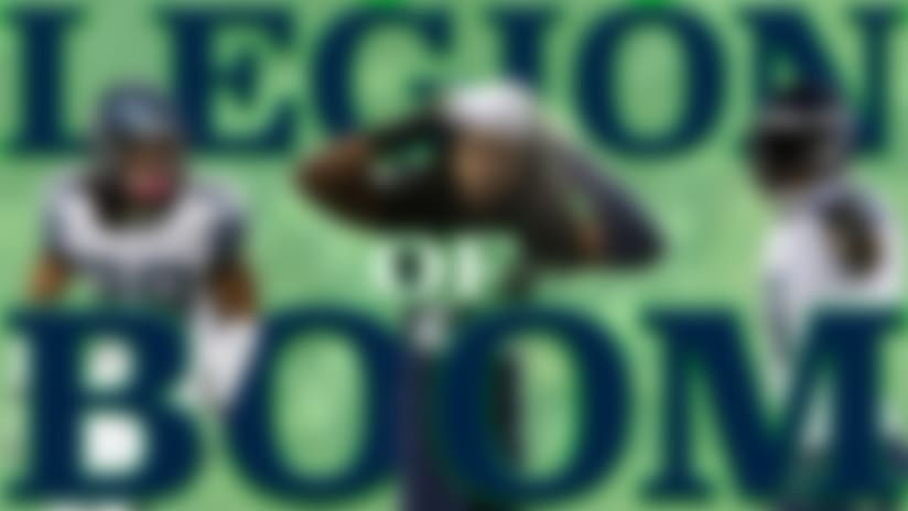 The Legion of Boom's best highlights   NFL Legends