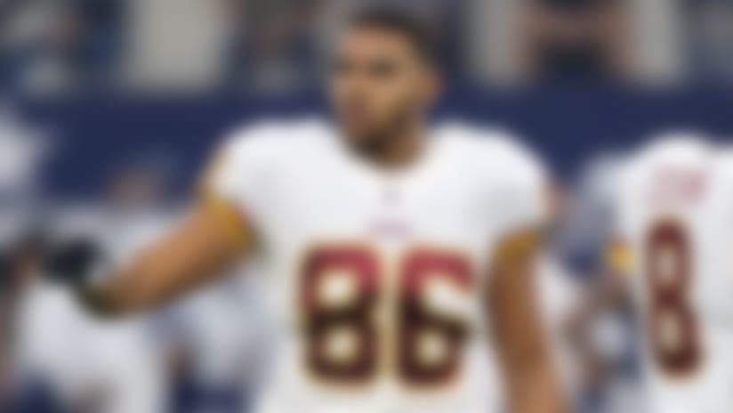 Injuries: Redskins' Jordan Reed, Saints' Ingram to play