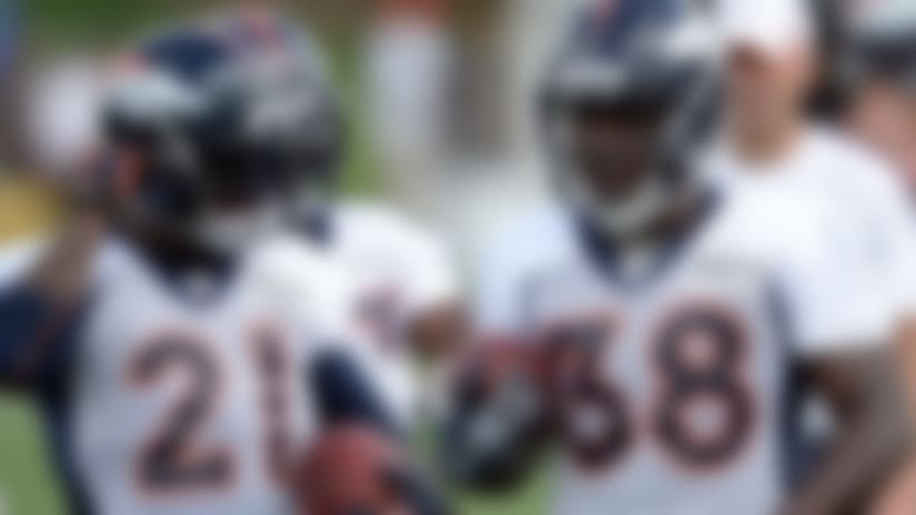 Fantasy mailbag: Backfield getting crowded in Denver