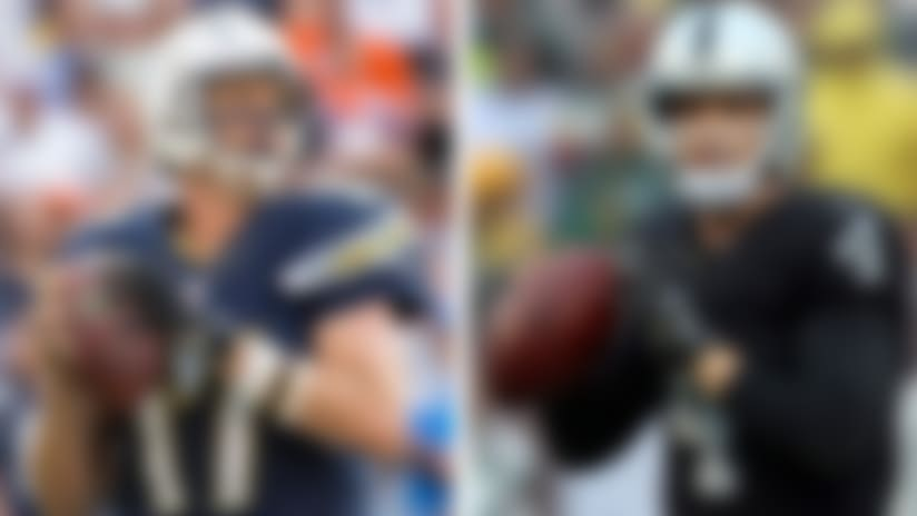 TNF fantasy preview: Chargers-Raiders start Week 16