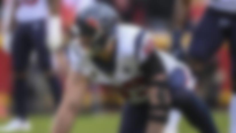 Texans' J.J. Watt: Body hasn't felt this good since 2014, 2015