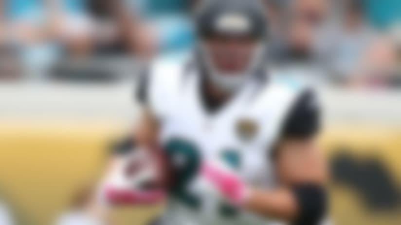 Jaguars place RB Toby Gerhart on season-ending IR