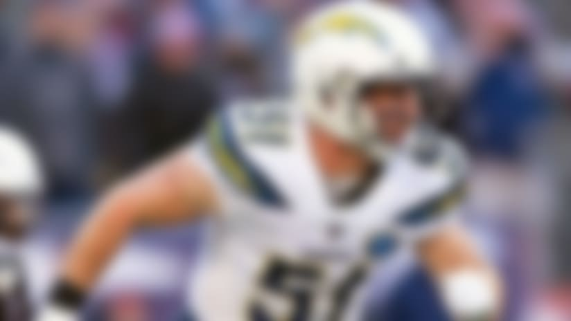 Ex-Chargers LB Kyle Emanuel retiring after 4 seasons