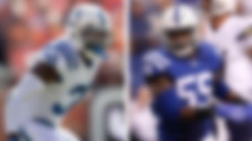 Colts dump starters Antonio Cromartie, Sio Moore