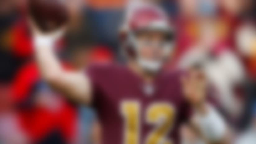Redskins QB Colt McCoy can play his way into free agency