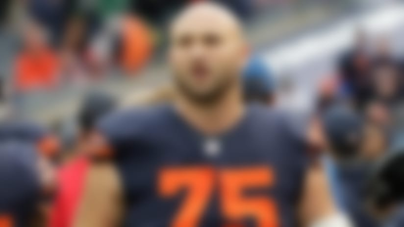 NFL Network's Tom Pelissero explains what Chicago Bears guard Kyle Long's restructured contract means for future with Chicago Be