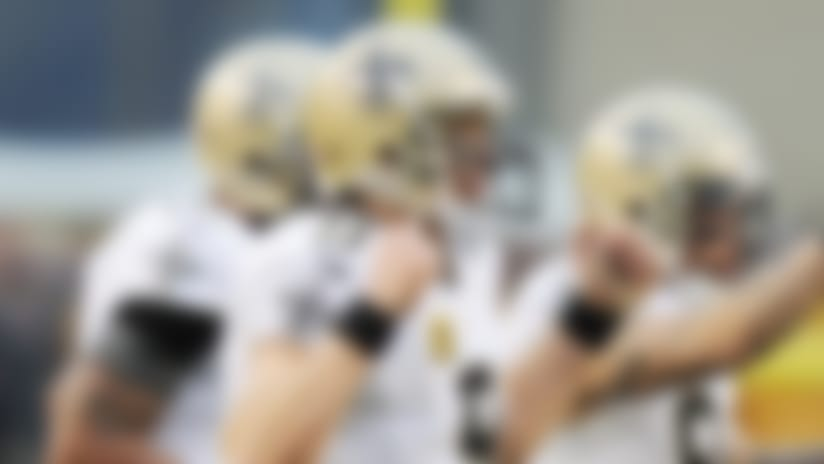 Drew Brees' New Orleans Saints could be poised to make a run